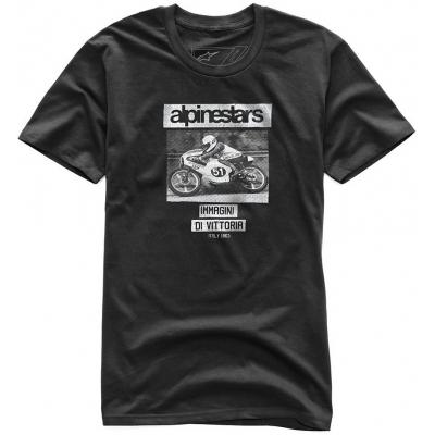 ALPINESTARS tričko TUCK PREMIUM black