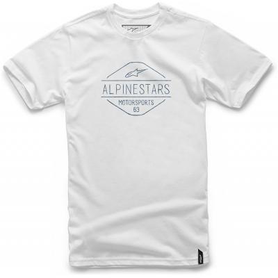 ALPINESTARS triko FLAVOR white