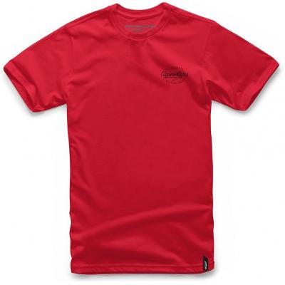ALPINESTARS triko DISTRO red