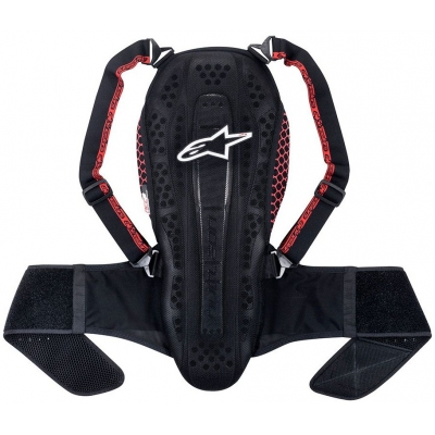 ALPINESTARS chránič chrbtice NUCLEON KR-2 black / smoke / red