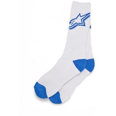 ALPINESTARS ponožky TRAINER white