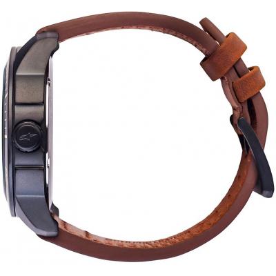 ALPINESTARS hodinky TECH 3H black/black matte/black