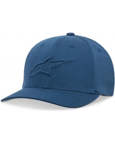 ALPINESTARS kšiltovka AGELESS EMBOSS blue