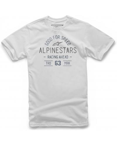 ALPINESTARS triko TRIBUTE white