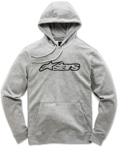 ALPINESTARS mikina BLAZE grey heather/black