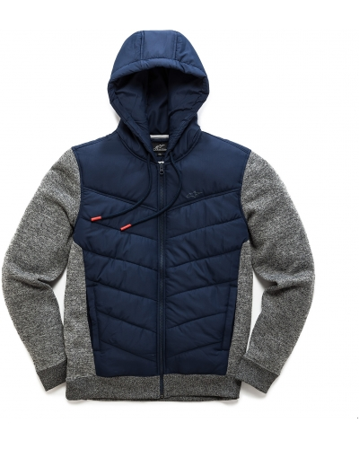 ALPINESTARS bunda BOOST QUILTED navy