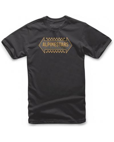 ALPINESTARS tričko OPPOSITE black