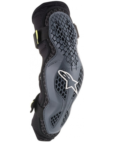 ALPINESTARS chránič lokte SEQUENCE anthracite/fluo yellow