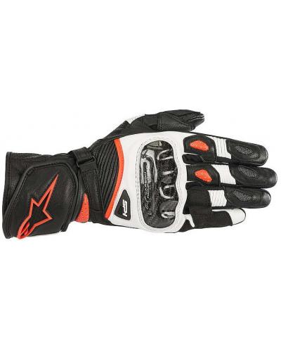 ALPINESTARS rukavice STELLA SP-1 V2 dámské black/white/fluo red