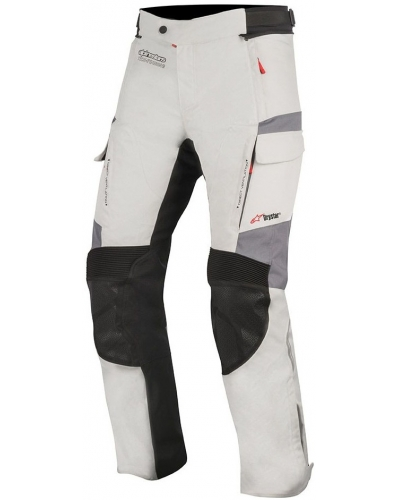 ALPINESTARS kalhoty ANDES V2 DRYSTAR light grey/black/dark grey
