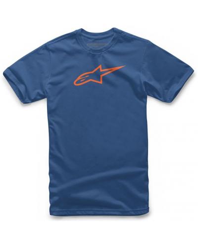 ALPINESTARS triko AGELESS dětské royal/orange