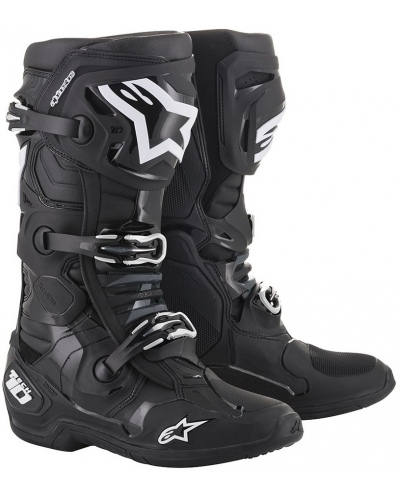 ALPINESTARS boty TECH 10 2019 black