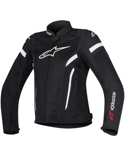 ALPINESTARS bunda STELLA T-GP PLUS R v2 dámská black/white