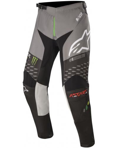ALPINESTARS kalhoty RAPTOR Monster black/bright green/gray