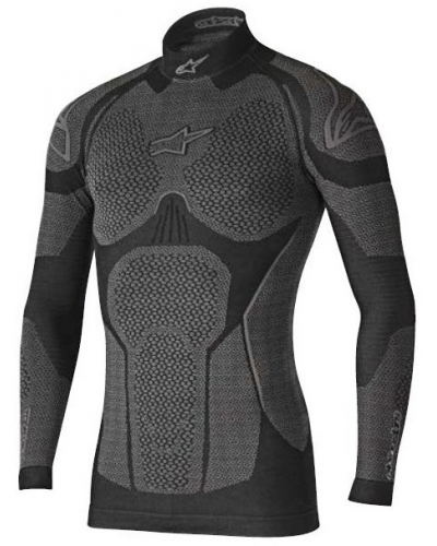 ALPINESTARS termo triko RIDE TECH black/grey