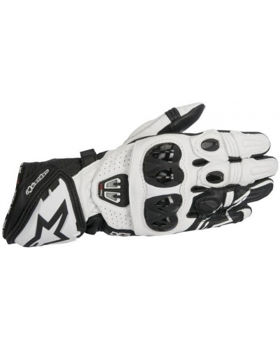 ALPINESTARS rukavice GP PRO R2 black/white