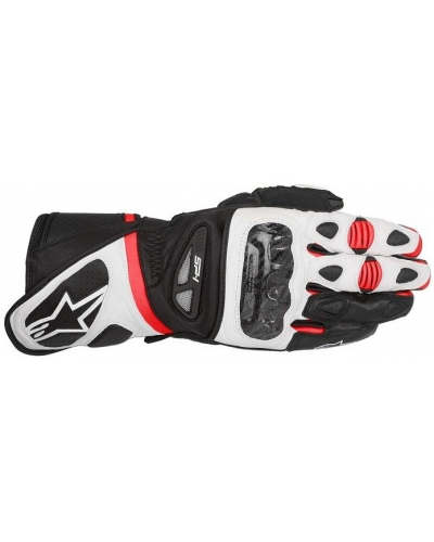 ALPINESTARS rukavice SP-1 black/white/red