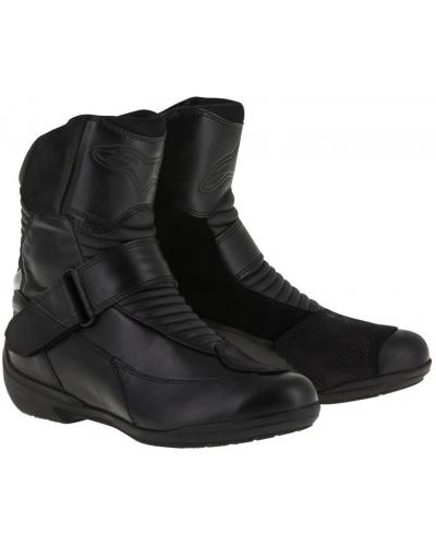 ALPINESTARS boty STELLA VALENCIA WP dámské black