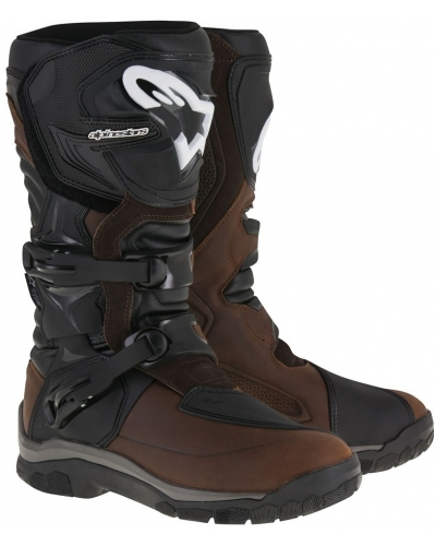 ALPINESTARS boty COROZAL ADVENTURE DRYSTAR brown/black