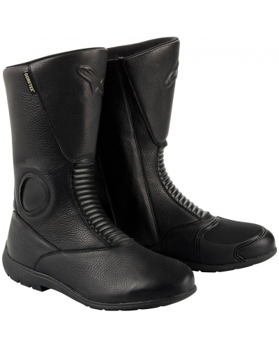 ALPINESTARS topánky GRAN TORINO Gore-Tex black