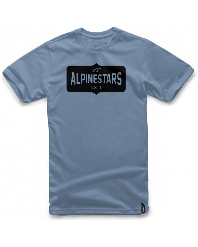 ALPINESTARS triko CRAFT slate blue