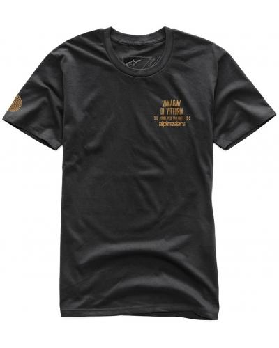 ALPINESTARS tričko FLUID black