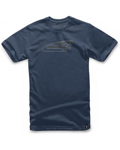 ALPINESTARS tričko TANKED navy