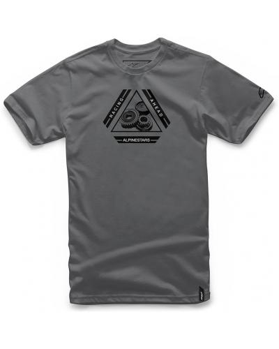 ALPINESTARS tričko TRANSFER charcoal