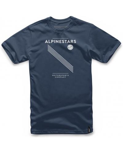 ALPINESTARS triko MONACO navy