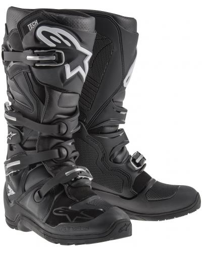 ALPINESTARS topánky TECH 7 Enduro black