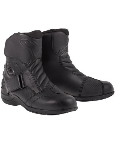 ALPINESTARS topánky GUNNER WATERPROOF black