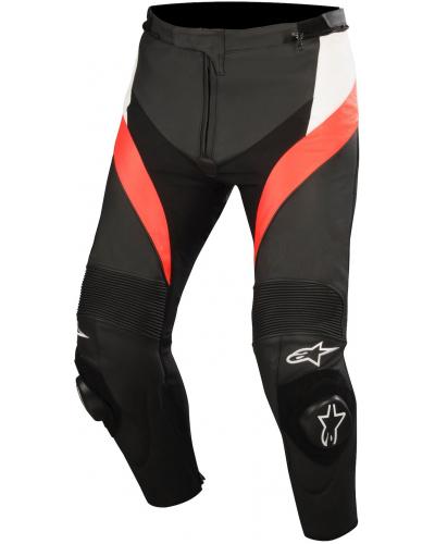 ALPINESTARS kalhoty MISSILE pánské black/white/red fluo