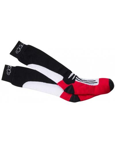 ALPINESTARS ponožky RACING ROAD black/red