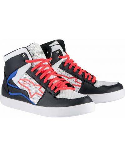ALPINESTARS boty STADIUM black/white/red/blue
