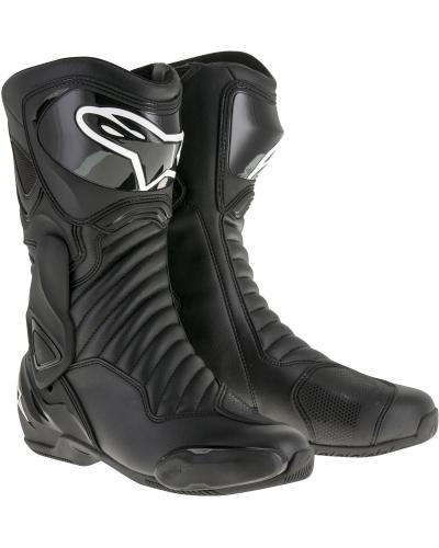 ALPINESTARS topánky SMX-6 v2 Black / Black