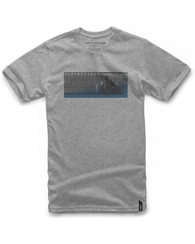 ALPINESTARS triko RR grey heather
