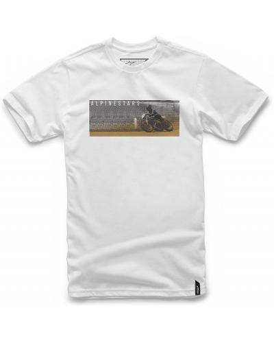 ALPINESTARS tričko RR white