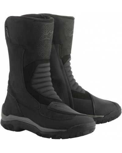 ALPINESTARS topánky CAMPECHE DRYSTAR black