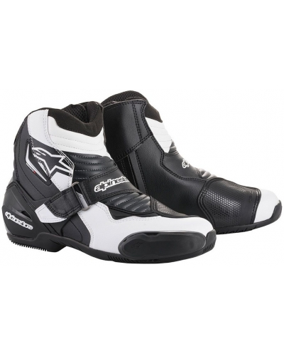 ALPINESTARS boty SMX-1 R white/black/graphics