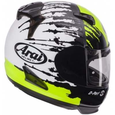ARAI přilba REBEL splash yellow