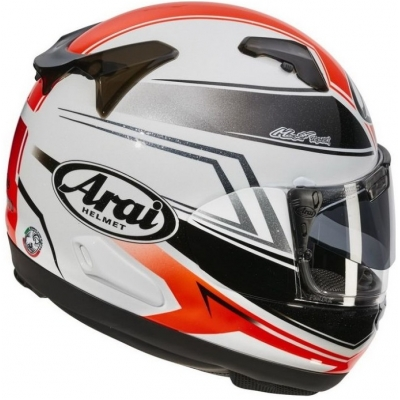 ARAI přilba CHASER-X shaped red