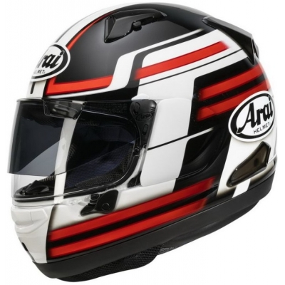 ARAI prilba CHASER-X competition red