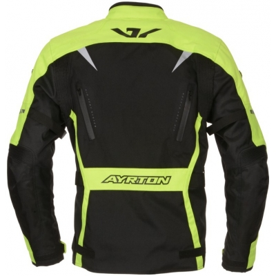AYRTON bunda ARCON black/fluo yellow