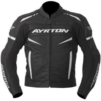 AYRTON bunda RAPTOR black/white
