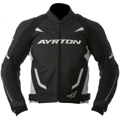 AYRTON bunda EVOLINE black/white