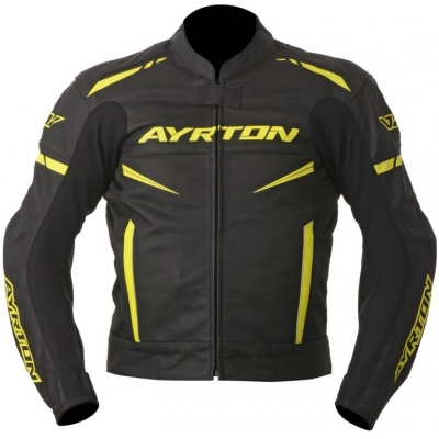 AYRTON bunda RAPTOR black/fluo yellow