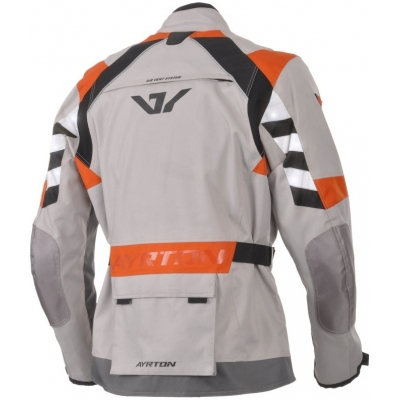 Ayrton bunda FUEL grey / orange