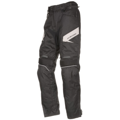 AYRTON nohavice BROCK Short black/grey