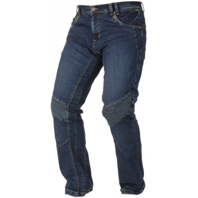AYRTON nohavice jeans COMPACT blue