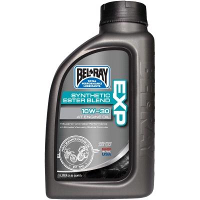 BELRAY motorový olej EXP Synthetic Ester Blend 4T 10W30 1L
